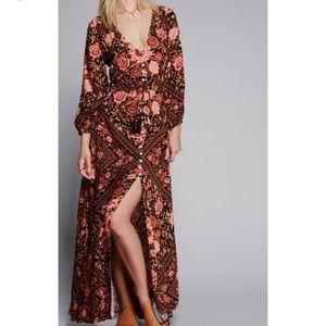 Spell & Gypsy babushka gown maxi dress